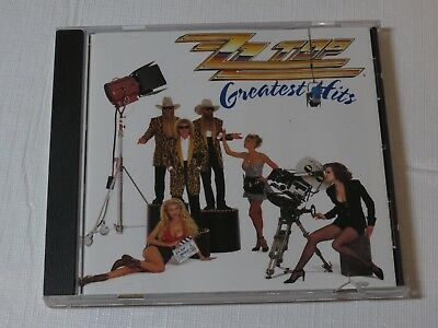 Greatest Hits von Zz Top CD 1992 Warner Bros. Gimme All Your Love Tush