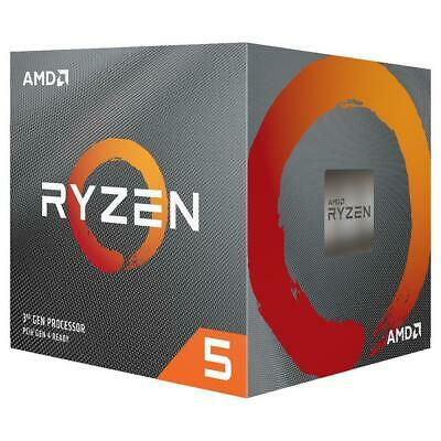 AMD Ryzen 5 3600X CPU 32 MB Cache 3.8 GHz 6 Core 12 Thread AM4 Desktop Processor