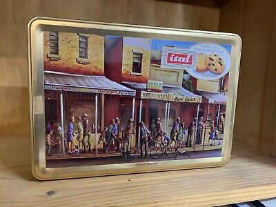 Max Mannix Collection Biscuit Tin