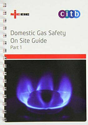 Domestic Gas Safety on Site Guide (2-part Set), NICEIC Group Ltd, Used; Good Boo