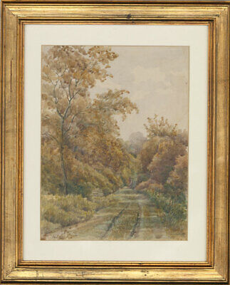 T.S.C. - Fine Early 20th Century Watercolour, Nawton, North Yorkshire