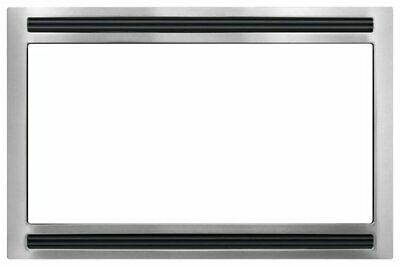 Frigidaire MWTK27KF Stainless Steel 27 Inch Built-In cabinet Microwave Trim Kit
