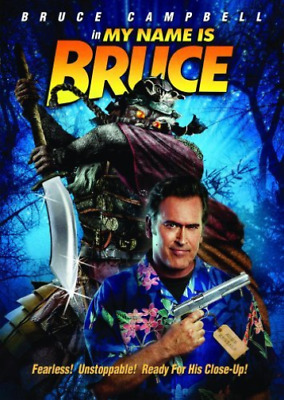 Campbell,Bruce-My Name Is Bruce / (Ws) Dvd New