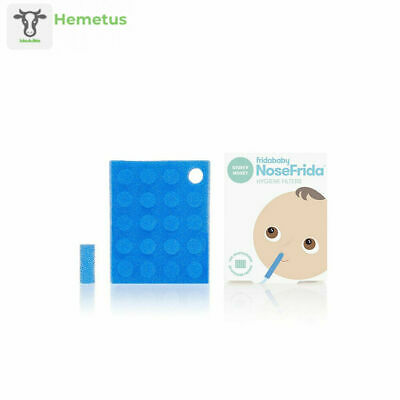 Baby Nasal Aspirator Hygiene Filters for NoseFrida The Snotsucker by Bundles