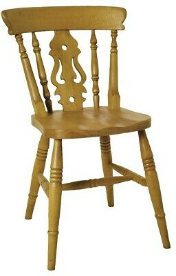 Farmhouse Dining chairs Set of 6 (Flat packed) boxed