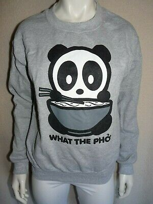 355d6f313 Bambu Brand Panda Shirt What The Pho Kawaii Cartoon Anime Hello Kitty Bape  Small