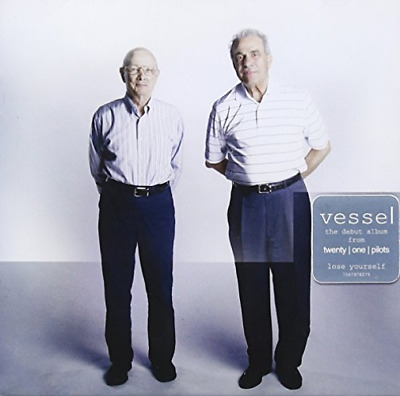Twenty One Pilots-Vessel CD NEW