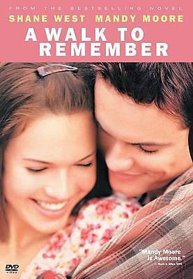 A Walk to Remember DVD New Mandy Moore Canadian English French Region 1 Romance