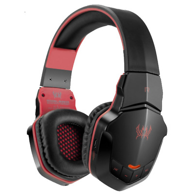 Stereo Wireless Bluetooth Gaming Headset With Mic For PC PS4 Xbox One Headphone