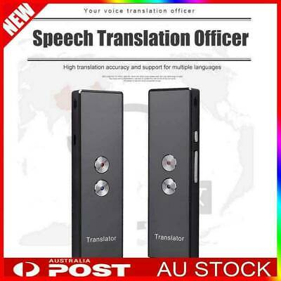AU Translaty MUAMA Enence Smart Instant Real Time Voice Languages Translator
