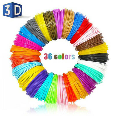 Pla 1.75Mm3D Printer Filament Pen Plastic Rubber Consumable Material For 3D P FE