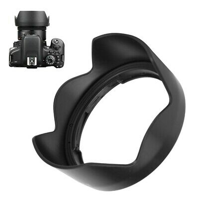 ES-68II ABS Camera Mount Lens Hood Replacement for Canon EOS EF 50mm f/1.8 STM