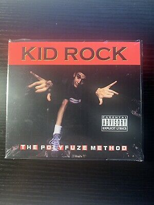 SEALED The Polyfuze Method Kid Rock CD 1993 Continuum Records OG Press NEW Rare