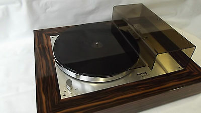 Thorens TD160/160S/145/147/165/166 BRONZE tint Dustcover Tonearm protector