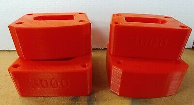 "TurboSound iP3000 series Pin Protectors ""Red"" (For a Pair of  iP3000)"
