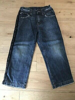 Dolce & Gabbana D&G Trousers/jeans Age 4 Years Genuine