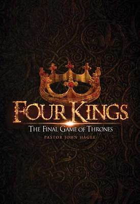 Four Kings - Final Game of Thrones - 5  Dvds - John Hagee - Great Condition