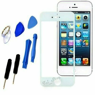 White Replacement LCD Screen Glass Lens Kit For iPhone 6 Plus iPhone 6S Plus