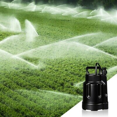 1/2 HP Submersible Water Pump Swimming Pool Dirty Flood Clean Pond Drain Utility