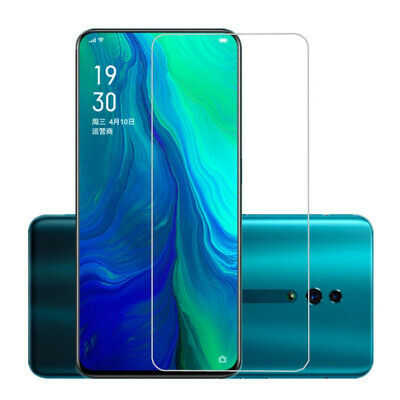 9H HD Clear Tempered Glass Screen Protector Film For OPPO Reno 2Z 10X Zoom Lot