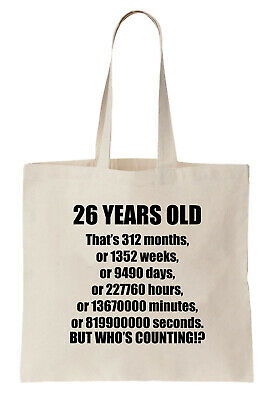 81st Birthday Gift Tote Shopping Cotton Novelty Bag Wreaking Havoc Since 1939