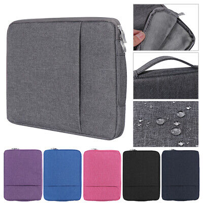 Sleeve Case Cover Handbag Laptop Bag For MacBook Air Pro Retina 11.6 13.3 15.4