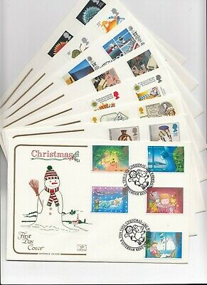 GB 1987 'Cotswold'  First Day Covers
