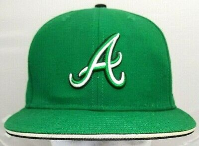 Atlanta Braves MLB New Era 59Fifty fitted cap/hat