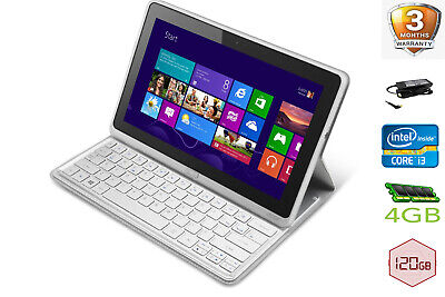"""Cheap Fast Kids Student Acer Iconia Windows Tablet w701 11.6"""" Core i3 4GB 120GB"""