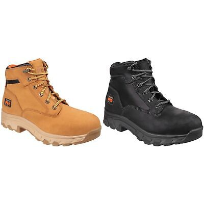 dd581575d6a TIMBERLAND PRO WORKSTEAD Safety Boots Black Steel Toe Caps & Midsole ...