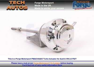 FMACVAG05 Volkswagen Golf GTi MK5 2.0 TFSI Turbo Actuator Forge Motorsport