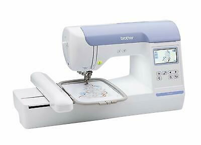 """Brother PE800 5"""" x 7"""" Embroidery Machine with Large Color Touch LCD Screen"""