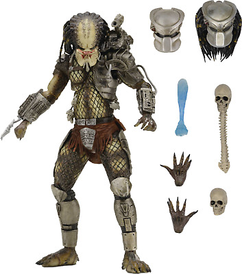 """Predator Movie Ultimate Jungle Hunter 7"""" Scale Action Figure from NECA Toys NEW!"""