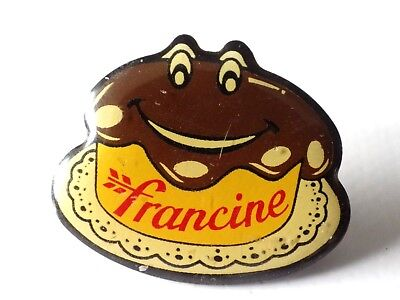 Pin's Vintage + Attachment Year 90 Francine Cake / M024