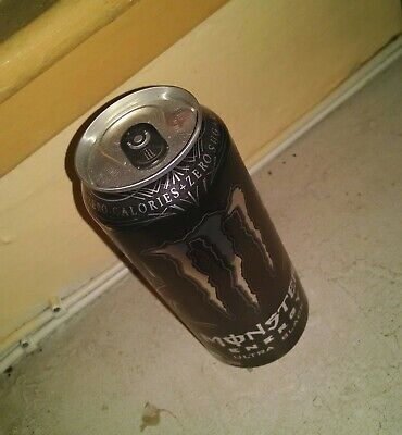 2014 Limited Edition Ultra Black Monster Energy - First Release - SKU 0514C RARE