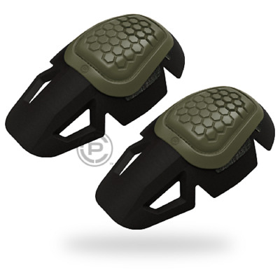Crye Precision - AirFlex Impact Combat Knee Pads - Green 49
