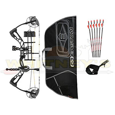 BOWTECH BLACK CARBON Icon w/ RAK Package Right Many Options