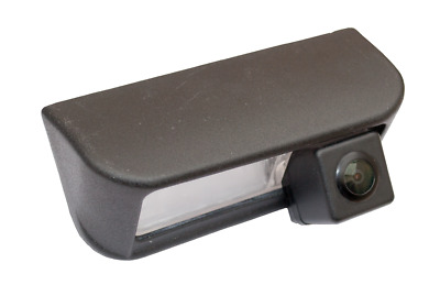MotorMax Peugeot Partner Barn Door (2008+) Aftermarket Reversing Camera