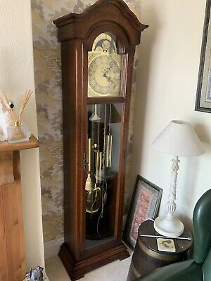 Longcased Grandfather Clock