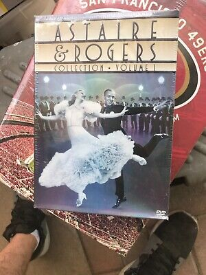 Fred Astaire & Ginger Rogers Collection Volume 1 I (OOP 5 Disc DVD Box Set) 2005