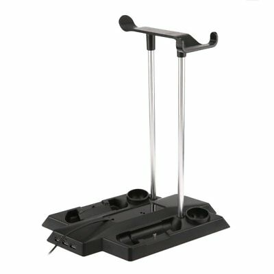 Charging Station Charger Stand Dock for PlayStation PS4 Pro Slim VR LOT Lb