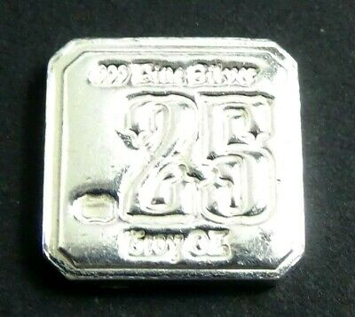 """4 HAND POURED BAR SILVER Set /""""DONT TREAD ON ME/"""" /""""LIVE FREE OR DIE/"""" SEE AD"""
