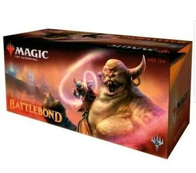 MTG - Battlebond Booster Box - Brand New & Factory Sealed