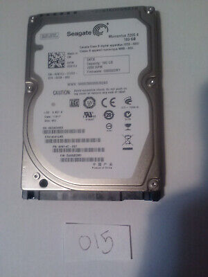 "Seagate Momentus 160GB 160 GB SATA Hard Drive HDD 2.5"" 2.5 Laptop ST9160412AS"