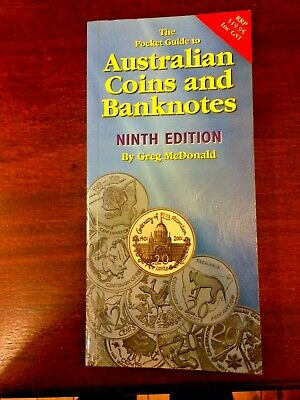 Australian Coins And Banknotes Book