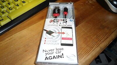 New Boxed Gps Micro Charger And Car Locate Cable
