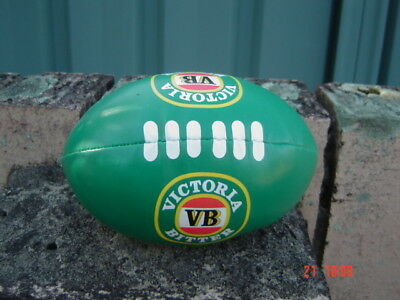 VB Mini Aussie Rules Ball 6 Inches long & 3½ inches high As New appears Unused