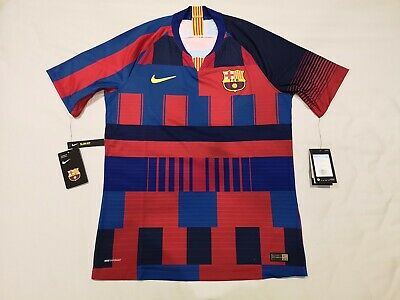 size 40 1dfff 1ee21 FC BARCELONA 20TH Anniversary- Mashup Jersey- S A L E ...