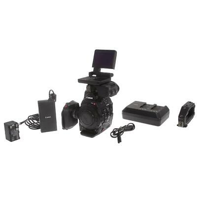 CANON CINEMA EOS C300 EF Mount Camcorder with Upgraded