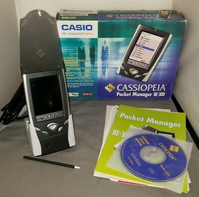 Casio Cassiopeia BE-300 Pocket Manager PDA